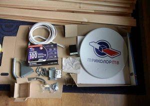 Инструкция по самостоятельной настройке Триколор ТВ